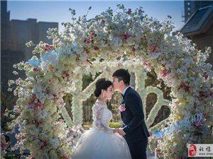 社旗惠慧文化传媒有限公司2015年部分婚礼现场场布