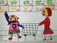 超市�@遇一�δ概�,�@才是教育!值得借�b