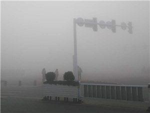 2015年的最后一场雾霾记