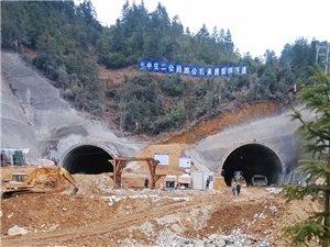 2016年屏古高速工程将进入高速施工阶段
