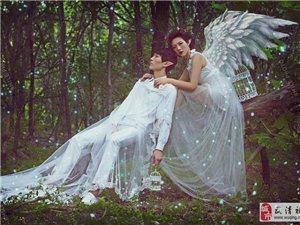 森系仙美婚�照 �新娘更�`��