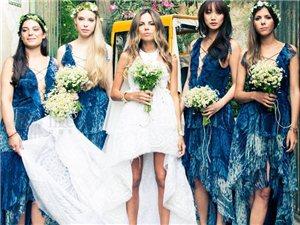 十款漂漂亮亮的伴娘服 为你的闺蜜收藏起来吧