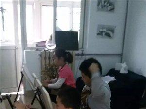 小艺术美工坊小朋友画画作品欣赏
