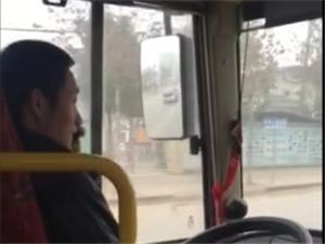 信�一公交司�C被爆�_�聊微信!!