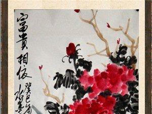 画家任清宇写意花鸟作品欣赏