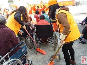 高州市巾帼志愿者风华队到祈福颐养院开展庆元旦送温暖活动