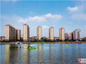 大美汉寿(12)今日银水湖