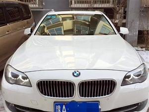 因生意周转,急售:宝马523Li 轿车一辆,六缸车,出厂日期2012年