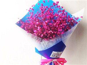你未看此花时,此花与你同归于寂。你既来看此花,则此花颜色一时明白起来。