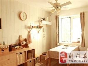 超爱的原木风格,这是一个会呼吸的家!
