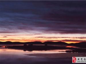 大山包的日出