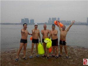 5勇士冬季横渡长江!