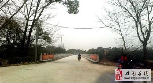 长冈(澄塘)大桥新桥竣工通车