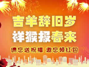 2016beplay体育app平台网络大拜年