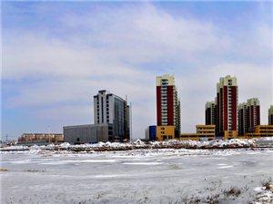 雪后费城小景