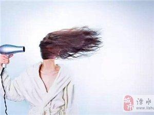 千万别乱吹头发,这10个坏习惯会损坏女人的发质...