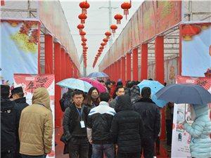 松桃首届网商年货节在万桥开幕了,还没买年货的赶快去抢购!