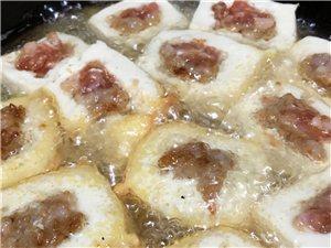 美食美色――-客家酿豆腐(手机原创)