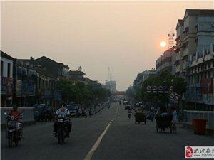 (一)四十年前的洪泽小城
