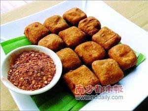 云南烤豆腐 ��豆腐  烤豆腐神器
