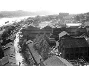 沅陵老城(摘自天涯论坛)