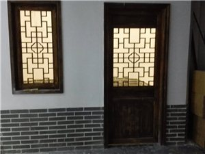 鄱阳县乔艺木坊实木家具厂,酒店桌椅订做,凉亭,防腐木