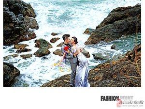 拍摄婚纱照的场景风格建议