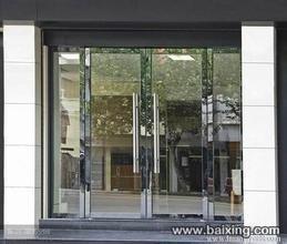 北京安装玻璃门, 玻璃门安装