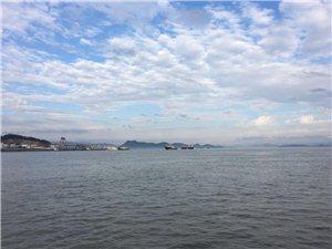 奉化莼湖出海捕鱼,吃野生海鲜