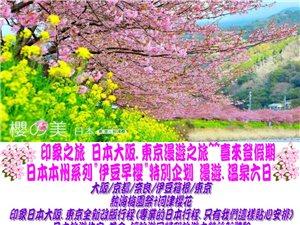 3月日本樱花