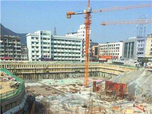 荷花广场地下商城开发项目正在稳步推进中