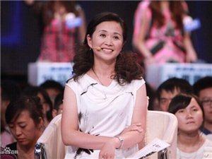 黄菡离开《非诚勿扰》,她那场只有9句话的演讲,却影响了无数人 !