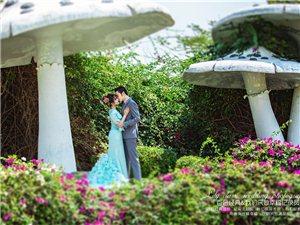 三亚婚纱摄影的独特之处