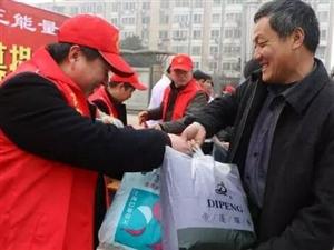 衣旧情深  爱心无限——安徽美高梅注册县志愿者爱心捐赠活动