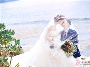 拍摄浪漫欧式婚纱照风格的体现