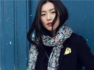 中国女星赴巴黎时装周 身披靓衣各秀美丽