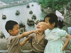 曾拥有过的简单幸福的童年生活图片