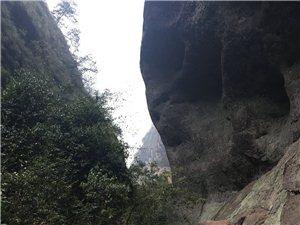 记:三月惊蛰、三贱客重装李家岩-寨下大峡谷-甘露寺-大金湖