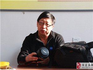 隰县电商服务中心举办电商摄影技术培训