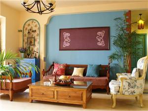 软装搭配| 茶几、沙发、背景墙,一个都不能少!