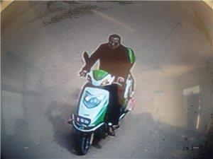 请大家帮忙找找这个盗车贼!