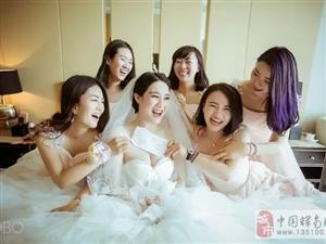 这些细节,让你在婚礼影像中美美哒!