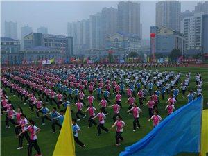 乐山市中小学生田径运动会在夹江一中举行