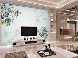 新县壁纸 电视背景墙