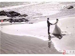 如何营造婚纱照中的浪漫氛围