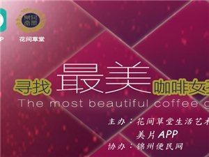 2016威尼斯人娱乐开户首届咖啡女孩网上投票评选活动