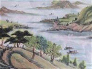 朱秀海山水画