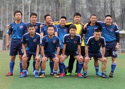 酉阳第三届足球联赛开幕 华茂公司队、城市猎人队首轮告捷!