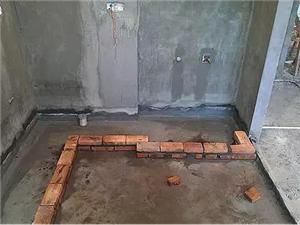 全程DIY全瓷砖柜体全实木台面的灶台教程!