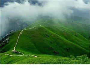 4月29日~5月2日 穿越户外圣地—武功山 登高山早甸 观云海奇观